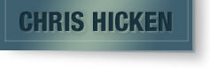 Chris Hicken Logo